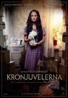 Kronjuvelerna - Swedish Movie Poster (xs thumbnail)