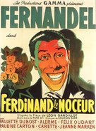 Ferdinand le noceur - French Movie Poster (xs thumbnail)