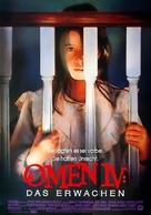 Omen IV: The Awakening - German Movie Poster (xs thumbnail)