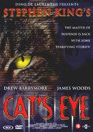 Cat's Eye - Dutch DVD movie cover (xs thumbnail)