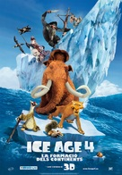 Ice Age: Continental Drift - Andorran Movie Poster (xs thumbnail)