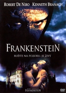 Frankenstein - Czech DVD cover (xs thumbnail)