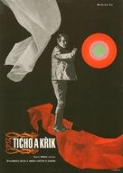 Csend és kiáltás - Czech Movie Poster (xs thumbnail)