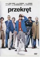 Snatch - Polish DVD movie cover (xs thumbnail)