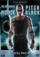 Pitch Black - Japanese DVD movie cover (xs thumbnail)
