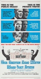 The Best Man - Movie Poster (xs thumbnail)