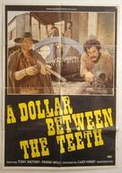 Un dollaro tra i denti - Movie Poster (xs thumbnail)