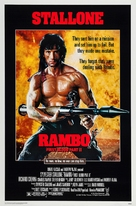 Rambo: First Blood Part II - Movie Poster (xs thumbnail)