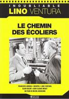 Le chemin des écoliers - French DVD movie cover (xs thumbnail)