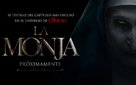 The Nun - Argentinian Movie Poster (xs thumbnail)