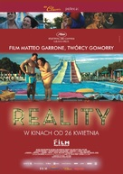 Reality - Polish Movie Poster (xs thumbnail)