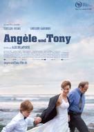 Angèle et Tony - German Movie Poster (xs thumbnail)