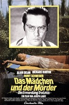 The Assassination of Trotsky - German Movie Poster (xs thumbnail)