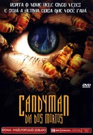 Candyman: Day of the Dead - Brazilian DVD cover (xs thumbnail)