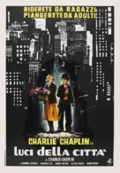 City Lights - Italian Re-release movie poster (xs thumbnail)