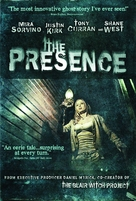 The Presence - DVD cover (xs thumbnail)