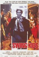Swing Kids - German Movie Poster (xs thumbnail)