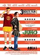Juno - Danish poster (xs thumbnail)