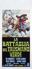 Egri csillagok - Italian Movie Poster (xs thumbnail)
