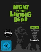 Night of the Living Dead - German Movie Cover (xs thumbnail)