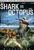 Mega Shark vs. Giant Octopus - DVD cover (xs thumbnail)