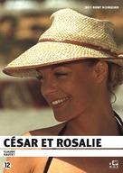 César et Rosalie - Dutch DVD movie cover (xs thumbnail)