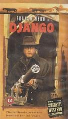 Django - British VHS movie cover (xs thumbnail)