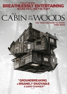 The Cabin in the Woods - DVD cover (xs thumbnail)
