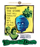 Village of the Damned - Blu-Ray cover (xs thumbnail)