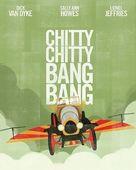 Chitty Chitty Bang Bang - Movie Cover (xs thumbnail)