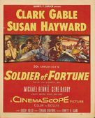 Soldier of Fortune - Movie Poster (xs thumbnail)