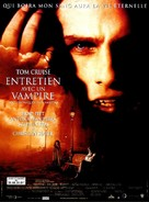 Interview With The Vampire - French Movie Poster (xs thumbnail)