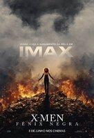 X-Men: Dark Phoenix - Brazilian Movie Poster (xs thumbnail)