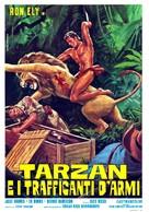 Tarzan and the Perils of Charity Jones - Italian Movie Poster (xs thumbnail)