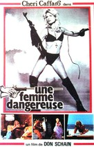 Too Hot to Handle - French Movie Poster (xs thumbnail)