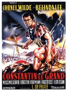 Costantino il grande - French Movie Poster (xs thumbnail)