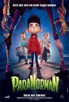 ParaNorman - Brazilian Movie Poster (xs thumbnail)