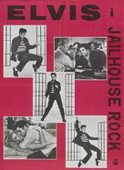 Jailhouse Rock - Danish Movie Poster (xs thumbnail)