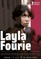 Layla Fourie - Dutch Movie Poster (xs thumbnail)