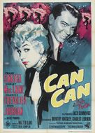 Can-Can - Italian Movie Poster (xs thumbnail)