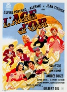 L'âge d'or - French Movie Poster (xs thumbnail)