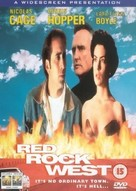 Red Rock West - British DVD cover (xs thumbnail)