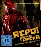 Repo! The Genetic Opera - German Blu-Ray movie cover (xs thumbnail)