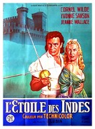 Star of India - French Movie Poster (xs thumbnail)