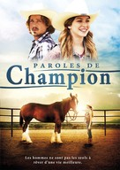 A Horse Story - French DVD cover (xs thumbnail)