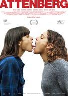 Attenberg - German Movie Poster (xs thumbnail)