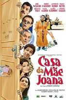 A Casa da Mãe Joana - Brazilian Movie Poster (xs thumbnail)