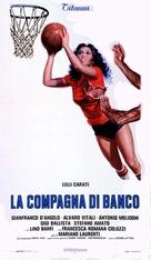 La compagna di banco - Italian Theatrical movie poster (xs thumbnail)