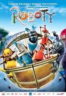 Robots - Polish Movie Poster (xs thumbnail)