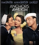 Anchors Aweigh - Blu-Ray movie cover (xs thumbnail)